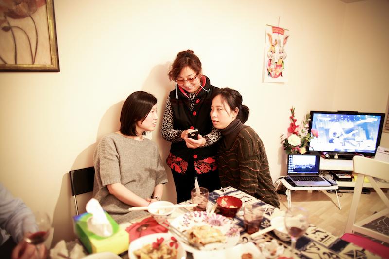 Chen Jie home dinner 035