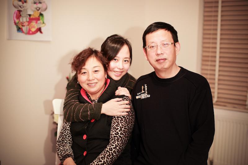 Chen Jie home dinner 049