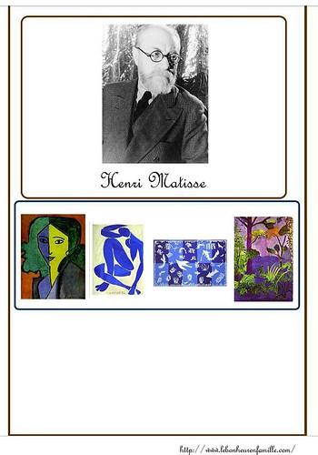 AAAAAAAAAfeuille artiste Matisse