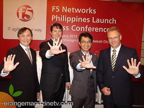 f5 Executives