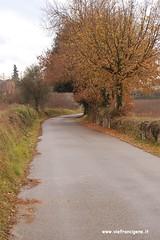 46 (vie francigene) Tags: sangimignano inverno cammino camminando strove viafrancigena alessandroghisellini cristinamenghini