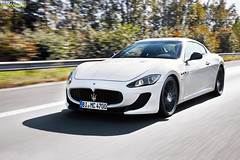 MC Stradale *Explored* (Keno Zache) Tags: motion speed canon photography eos italian automotive mc luxury supercar rolling tracking maserati stradale granturismo sportcar keno 400d zache cartocar