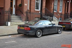 BMW 840 CI (Fast Car Zone) Tags: london spot supercar bmw840ci
