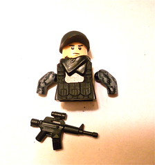 New WIP (Yappen All Day Long) Tags: lego fig military sig