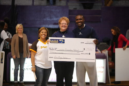 2012 C.A.T.C.H. Charity Weekend - Basketball
