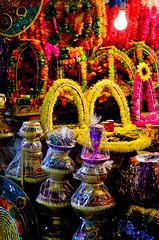 Stuff for marriage ceremonies 2 (ShaukatNiazi) Tags: old city pakistan streets nikon inner 1855mm rawalpindi shaukat 55200mm niazi d7000