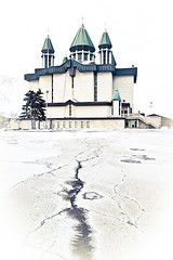 St. Marys Ukrainian Catholic Church ( Angeles Antolin ) Tags: ontario canada church st catholic angeles marys mississauga ukrainian antolin hoyos ukranian