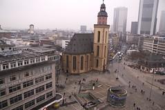 Frankfurt (Joey Johannsen) Tags: architecture modern germany frankfurt shoppingmall myziel