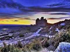 HDR_castillo de Loarre con Fuji x10 (joseange) Tags: españa huesca fuji aragon castillo hdr x10 loarre