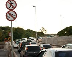 Parada de carros