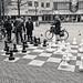 A little chess game / Una partidita de ajedrez