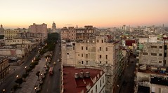 Havana skyline at sunset (The Globetrotting photographer) Tags: sunset skyline havana cuba habana havanacuba avana  habanacuba  havanastreetscene
