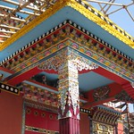 "Kathol Wodsaling Gompa Doorway <a style=""margin-left:10px; font-size:0.8em;"" href=""http://www.flickr.com/photos/14315427@N00/6829474373/"" target=""_blank"">@flickr</a>"