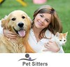 Pet Sitters (canadiannanny) Tags: summer portrait people orange woman dog pet white playing green love girl smile field grass animal yellow horizontal female goldenretriever cat fun outside happy person golden three ginger spring hug friend kitten play friendship adult emotion outdoor expression joy young nanny meadow kitty retriever domestic together rest daycare care babysitter embrace childcare caucasian housekeeper petcare petsitter marthascully adultcaregiver canadiannannyca canadiansitterca canadianadultcareca