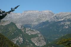 North west Ligurian mountain