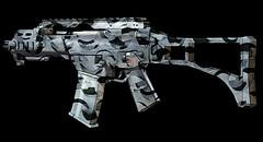 Alternate Snow Camo (Xavier Jadami Clytus) Tags: 3 modern call gun duty camouflage pimp epic warfare g36 my of