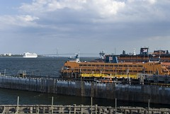 Staten Island Ferry, New York City (dkjphoto) Tags: nyc newyorkcity travel usa newyork tourism water ferry america boat ship tour unitedstates tourist commute northamerica statenislandferry dennisjohnson wwwdenniskjohnsoncom