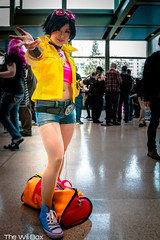 ECCC 2014 (willvqp) Tags: city costumes geek cosplay box will cosplayer emerald comicon cosplayers lifted the 2014 eccc cosplays thewillbox
