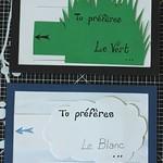 """CARTE A SYSTEME A TIRETTE (ici sur le thème de la couleur) <a style=""""margin-left:10px; font-size:0.8em;"""" href=""""http://www.flickr.com/photos/122771498@N03/13820283553/"""" target=""""_blank"""">@flickr</a>"""