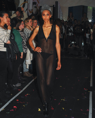 "Wickett Ophelia ""Bad Girlfriend"" 2014 collection fashion show"