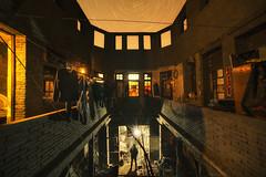 Tai'anli new urban district (inhiu) Tags: china longexposure nightphotography beijing d800 urbex inhiu  taianli