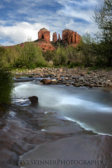 Oak Creek Blessing (sjs61) Tags: arizona landscape sedona blessing redrocks cathedralrock slowexposure oakcreek steveskinner steveskinnerphotography sjs61 haidalittlestopper