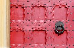 Welcome To St. Clemes (TablinumCarlson) Tags: door leica red 6 rot church st germany deutschland europa europe kirche ring nrw portal tr entry clemens dlux viersen niederrhein nettetal kaldenkirchen