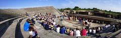 Minturnae (tieriarcangelo) Tags: theater roman minturnae