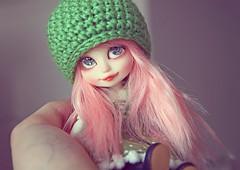 Hello Melo (H a r r y C a t o) Tags: pink cute oscar eyes doll pretty harry dreamy bjd abjd cato melo atelier momoni