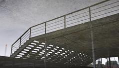 verwsserte Treppe (patrickeggers) Tags: architecture kiel