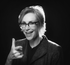 Jane Lynch (lanskymob) Tags: chicago film television funny lgbt actor glee bestinshow secondcity mightywind christopherguest janelynch