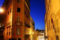 Blue hour Lisbon (kalakeli) Tags: portugal nightshot lisbon may mai nightshots bluehour impressions lissabon impressionen blauestunde 2016 nachtaufnahmen