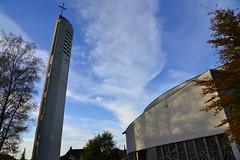 Kirche Dornbirn Schoren (Katholische Kirche Vorarlberg) Tags: dornbirn kirche schoren