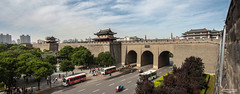 Xi'An, China (Val Guid'Hall) Tags: china road tower wall army asia bell terracotta muslim silk xian asie chine shaanxi