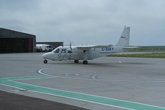 Skybus (gregg.p) Tags: airport cornwall aircraft flight islander landsend islesofscilly skybus