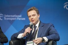 Maksim Liksutov on Moscow transport planning