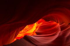 Antelope Canyon 4 Curvas y luces (carlosjarnes) Tags: luces canyon antelope curvas eeuu
