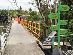 Bangkok, Thailand (Quench Your Eyes) Tags: travel bikepath thailand asia southeastasia bangkok thai biketour samutprakan