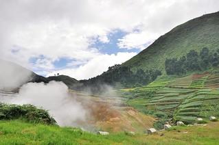 dieng plateau - java - indonesie 38