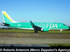 Embraer E-175 (E-170-200/STD) (Marco Zappatori's Agency) Tags: embraer fujidreamairlines fda presx robertoantenore marcozappatorisagency e175