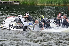 Open Dutch Jet Ski  Championship 2016 in Almere (PictureJohn64) Tags: open dutch jet ski championship 2016 almere sport nikon d7100 watersport water speed kampioenschap nk nederlands jetski picturejohn64 atlantisstrand challenge adrenaline 150500mm dslr race wedstrijd