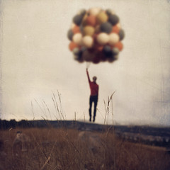 Take Me Away (Boy_Wonder) Tags: balloons globos