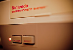 power (villou) Tags: game power nintendo nes console