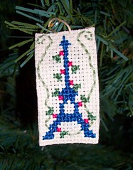 torre (LaPaTs) Tags: christmas cross stitch ornament