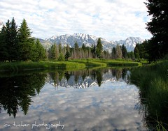 If there were only one truth.... (itucker, thanks for 1.9+ million views) Tags: reflections teton schwabacherslanding