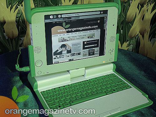 e.Studyante XO Laptop