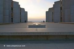 Salk_Institute-043 (www.sitephocus.com) Tags: ca unitedstates lajolla laboratory institutional runnel waterfeatures