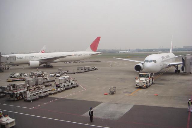 Tokyo International Airport (HND/RJTT)