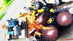 Day 341 (chrisofpie) Tags: chris pie monkey lego doug legos hero heroes minifig roger minifigure bluehat legohero chrisofpie rogeranddoug 365legos dougthechimp