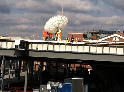 The Satellite Dish
